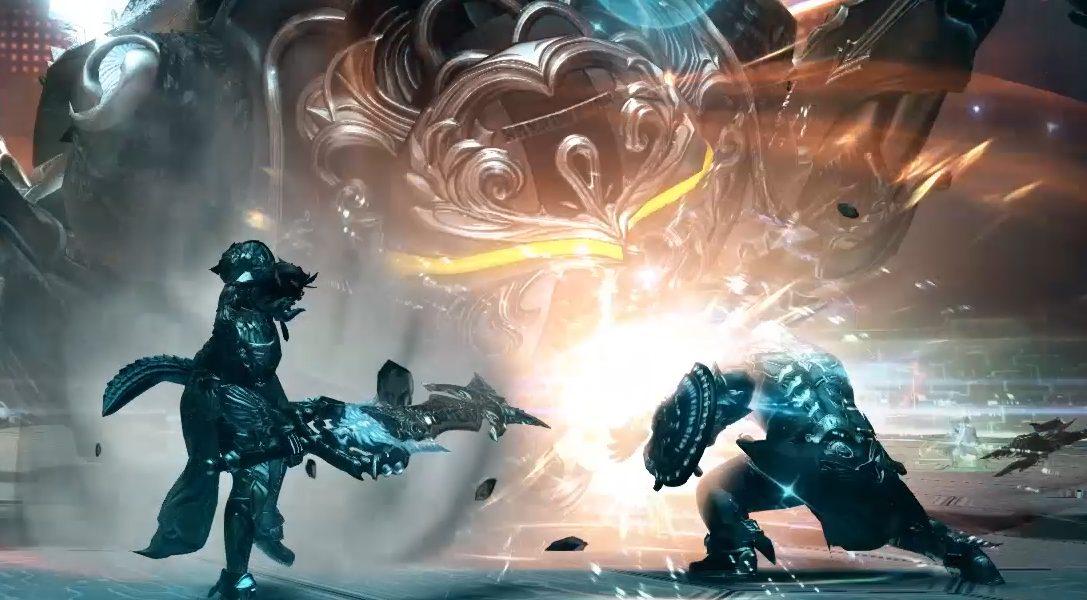 La historia nunca contada de cómo se creó la épica batalla con Omega de Final Fantasy XIV
