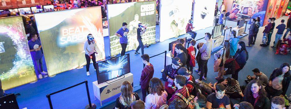 Barcelona Games World 2018 cierra sus puertas con más de 138.000 visitantes