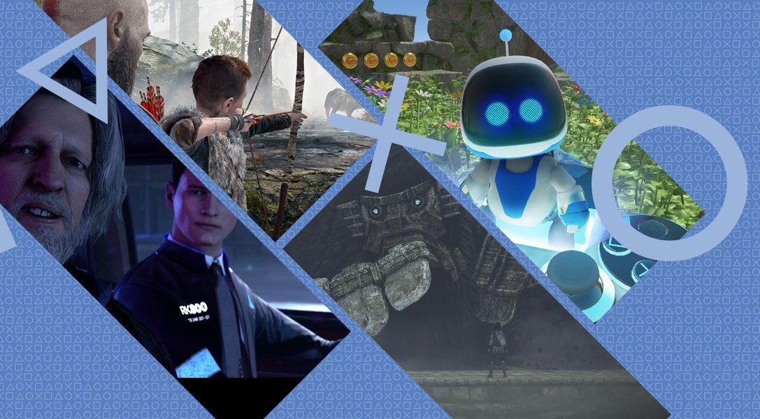 Los desarrolladores de PlayStation eligen su momento de juego PS4 favorito de 2018