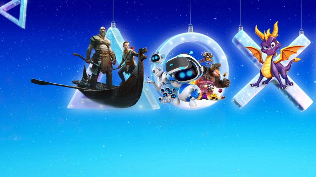 Esta Navidad regala tarjetas PlayStation