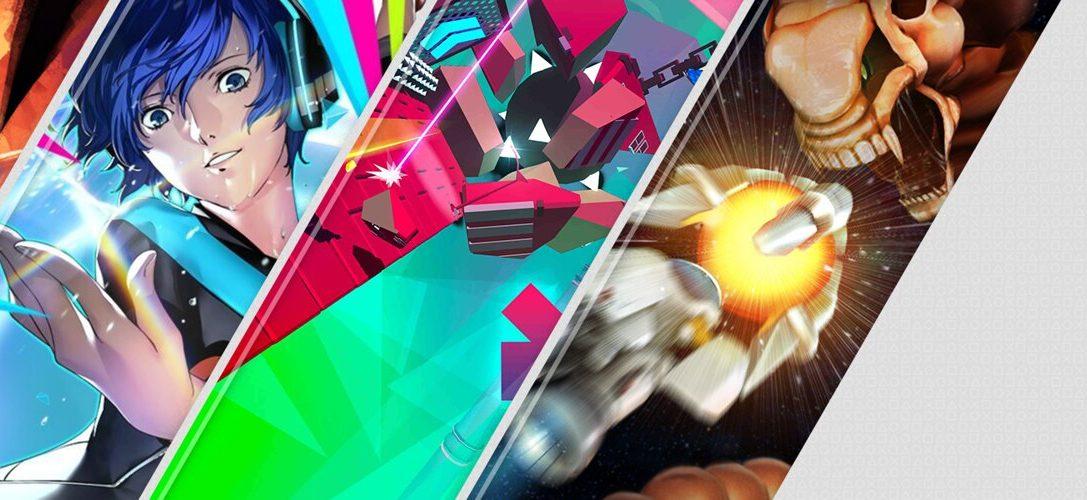 Lo nuevo en PlayStation Store esta semana: R-Type Dimensions EX, Scintillatron 4096 y más