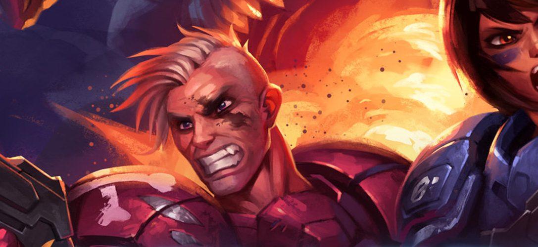 Hellfront: Honeymoon, el intenso videojuego de estrategia y acción de dos joysticks llegará con fuerza a PS4 la próxima semana