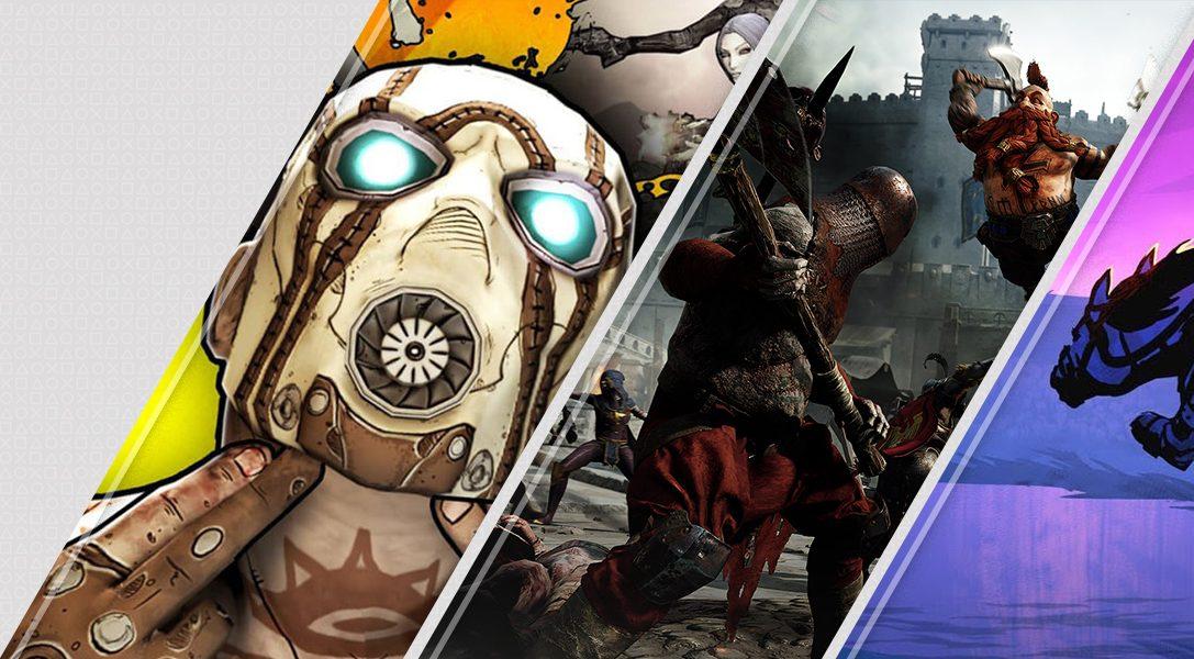 Lo último en PlayStation Store esta semana: Borderlands 2 VR, Warhammer: Vermintide 2 y más