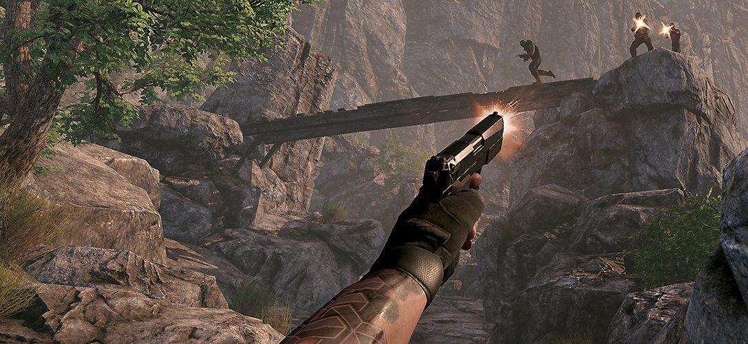 Immortal Legacy: The Jade Cipher, una aventura de acción y terror que llega a PS VR el próximo mes