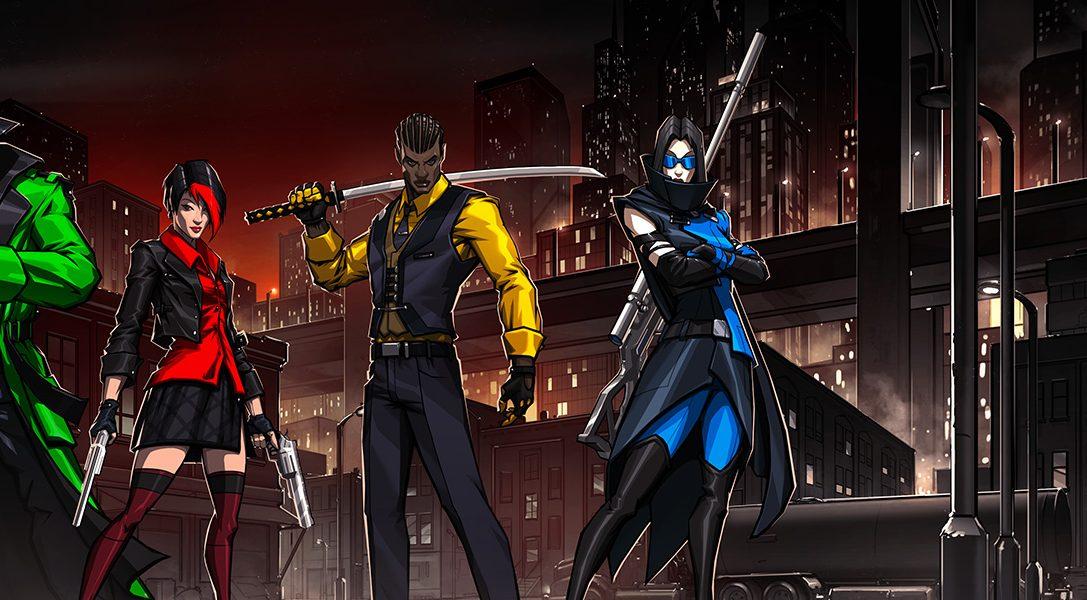 At Sundown: Shots in the Dark, un nuevo arena multijugador para PS4 con toques de sigilo