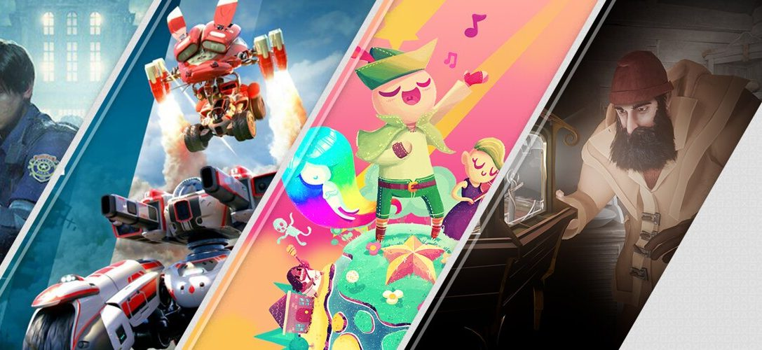 Novedades de la semana en PlayStation Store: Resident Evil 2, Switchblade, The Hong Kong Massacre y mucho más