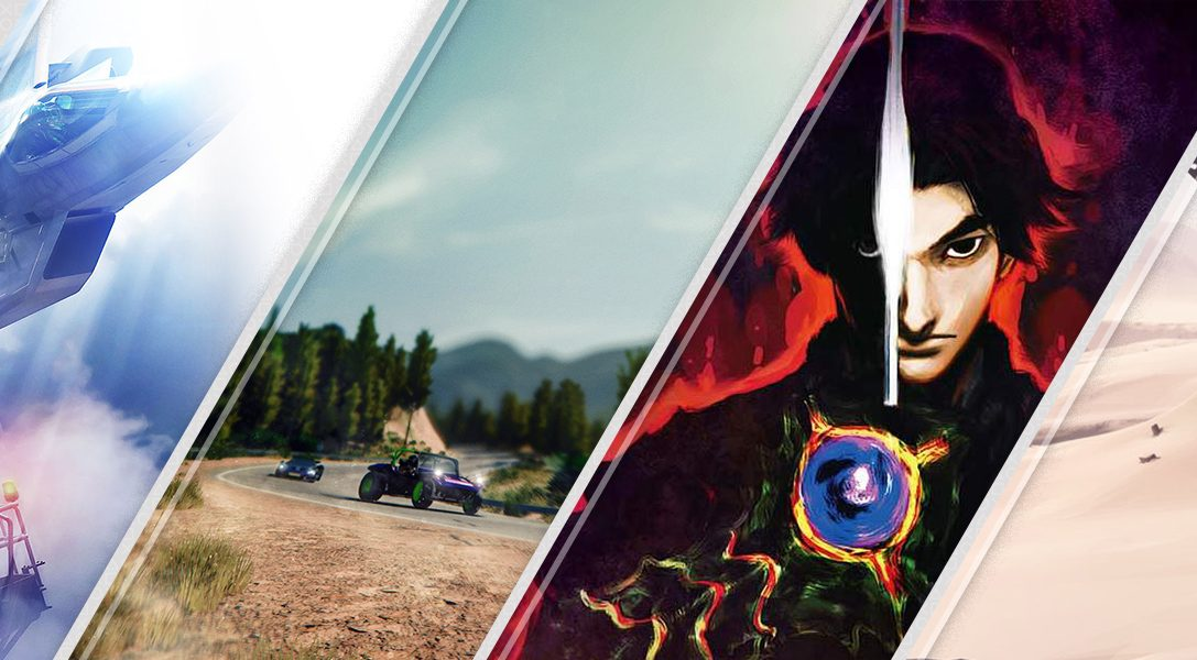 Novedades en PlayStation Store esta semana: Ace Combat 7: Skies Unknown, Onimusha: Warlords, Vane y mucho más