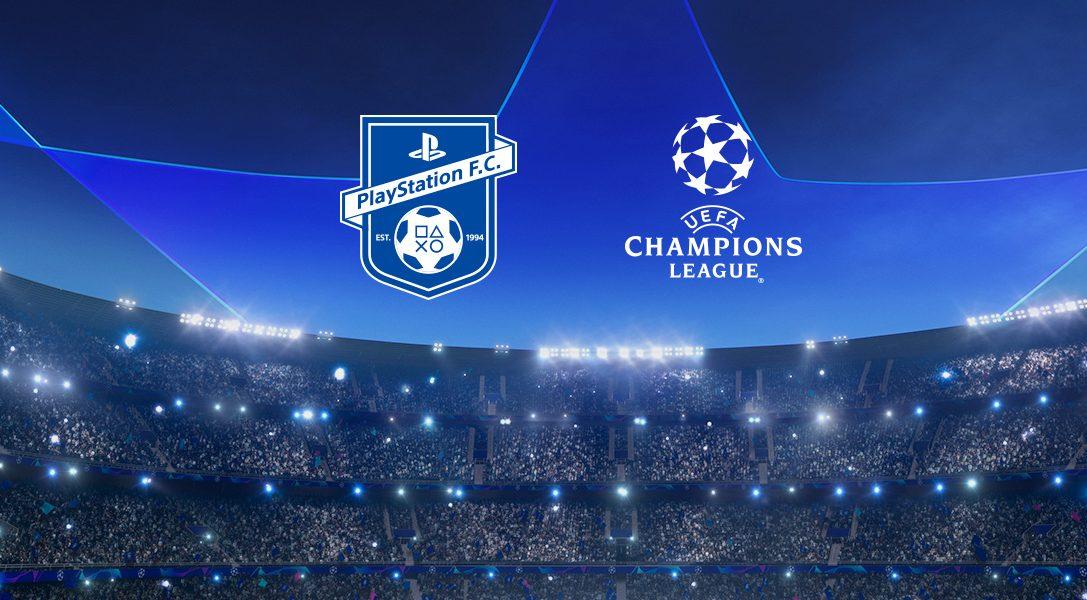 Vuelve el concurso para ganar entradas para la UEFA Champions League con PlayStation F.C.
