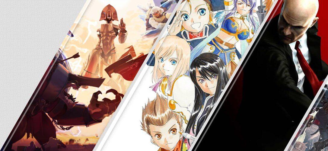 Esta semana en PS Store: Megalith, Tales of Vesperia, Hitman HD Enhanced Collection y más