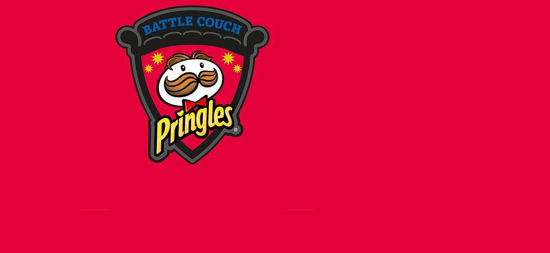Disfruta del enfrentamiento entre 100 jugadores de PlayStation con la transmisión en directo de  Pringles Battle Couch de hoy