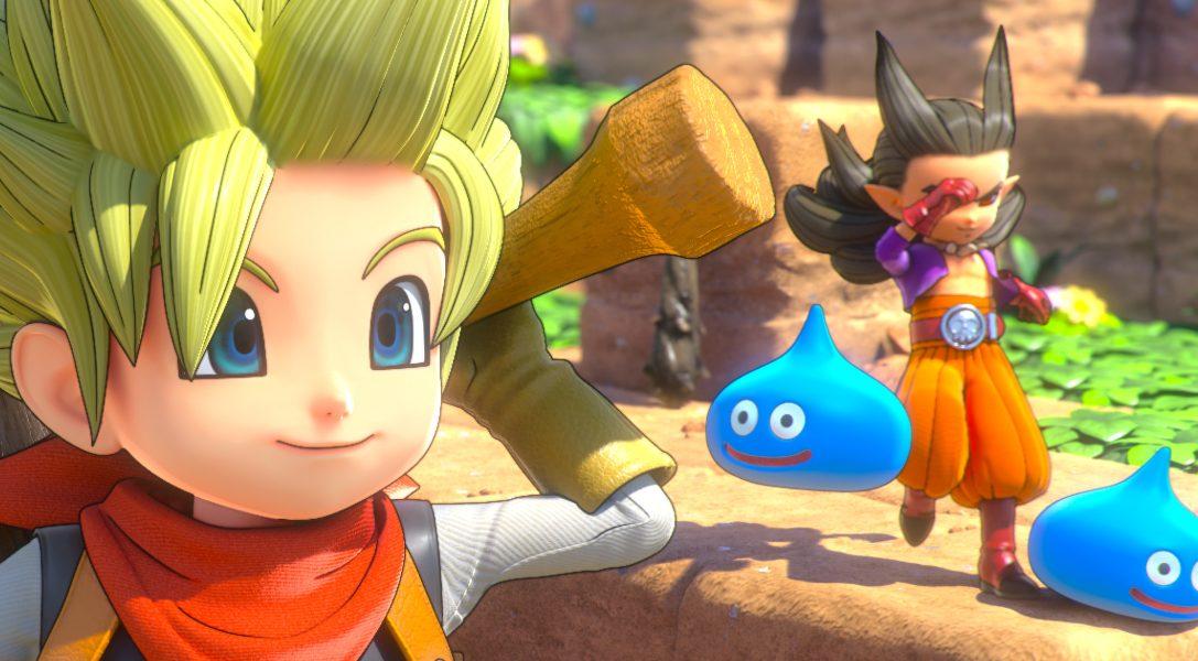 Dragon Quest Builders 2 saldrá a la venta en Europa el 12 de julio
