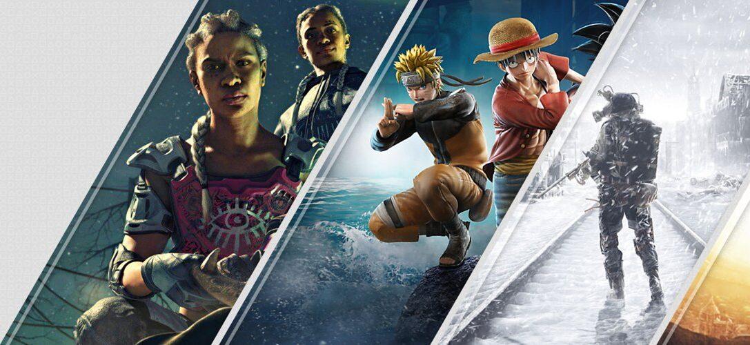 Lo último en PlayStation Store esta semana: Far Cry New Dawn, Jump Force, Metro Exodus y más