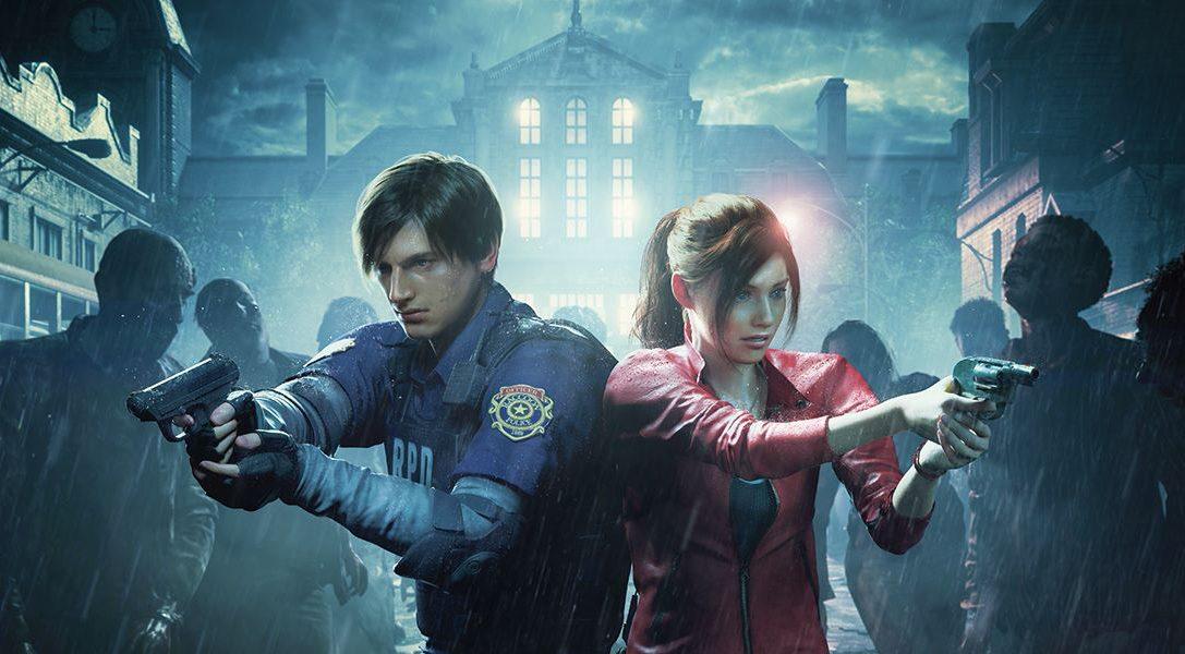 Resident Evil 2 fue el juego más vendido de PlayStation Store en enero