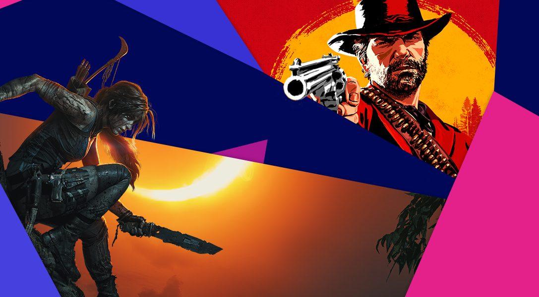Los grandes descuentos en grandes juegos de PS Store comienzan hoy