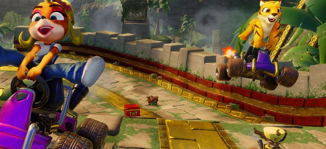 Cómo Crash Team Racing: Nitro-Fueled remaster mejora el clásico de PlayStation