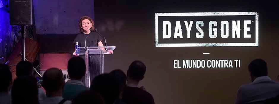 Days Gone se presenta en Madrid