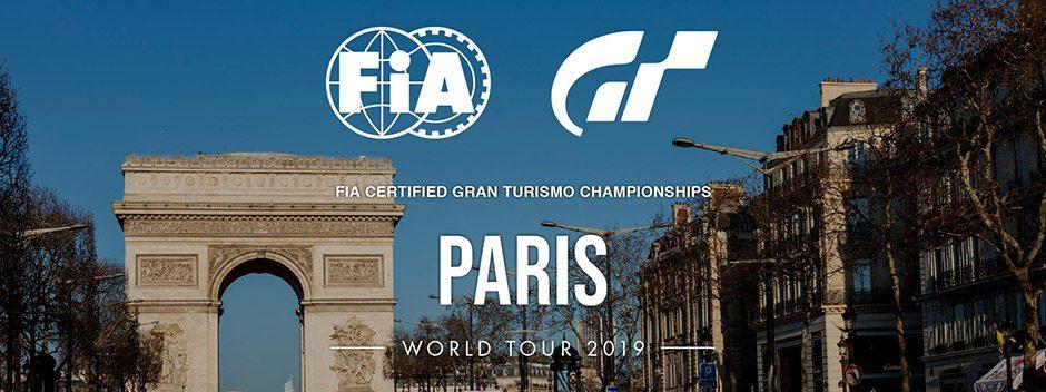Los mejores pilotos de GT Sport compiten este fin de semana uno contra uno en París