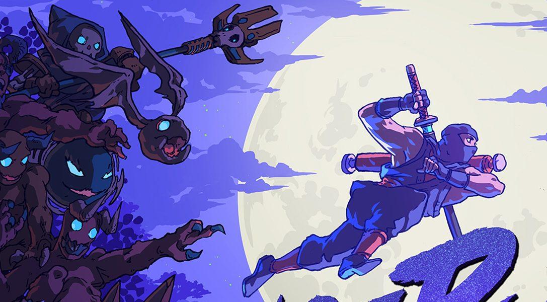El plataformas ninja The Messenger llega el 19 de marzo a PS4