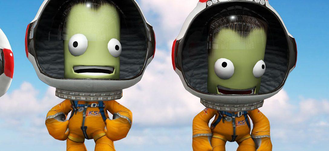El nuevo contenido descargable de Kerbal Space Program Enhanced Edition estará disponible mañana
