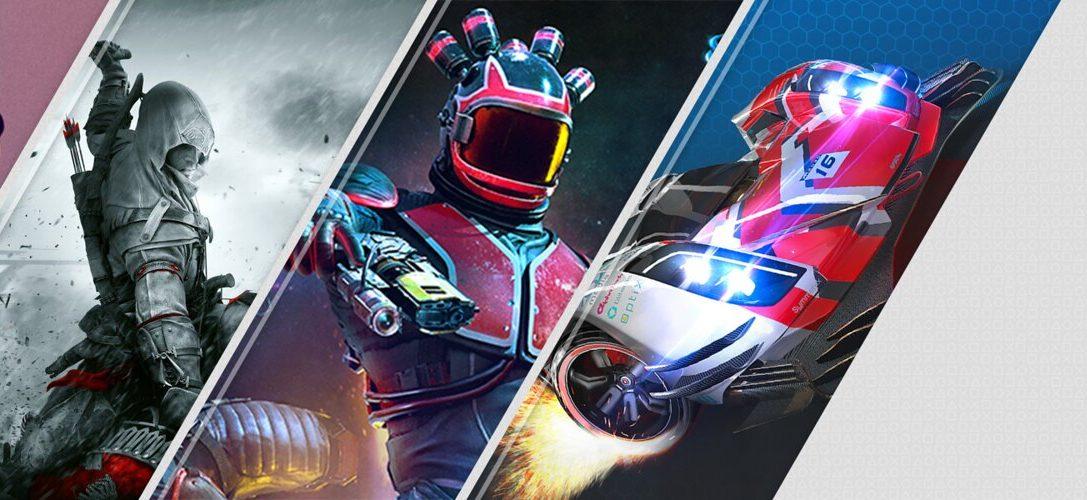 Novedades en PlayStation Store esta semana: MLB The Show 19, Assassin's Creed III Remastered, Outward y más