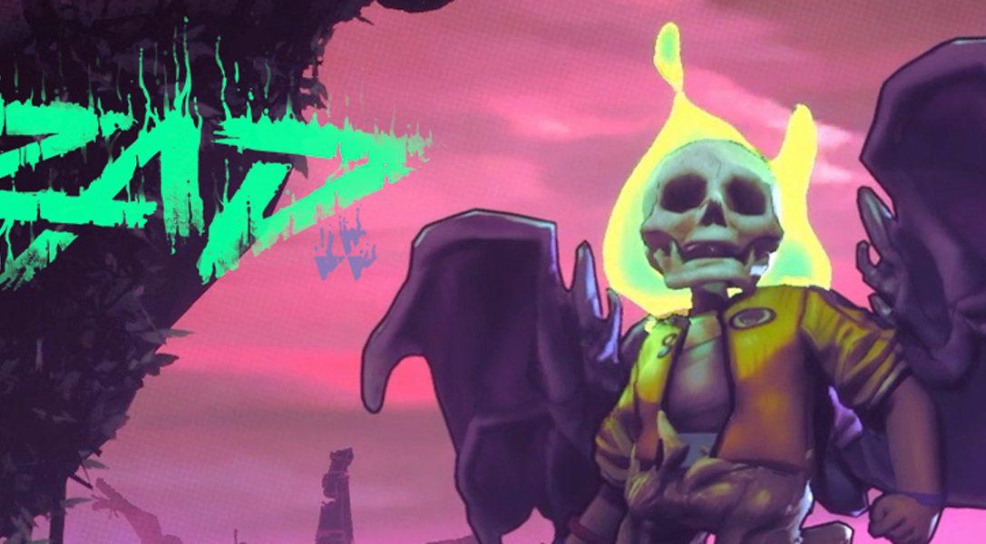 RAD es un juego rogue-like de Double Fine lleno de acción que llegará pronto a PS4