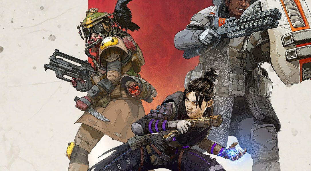 Libera a la bestia en la temporada 1 de Apex Legends, Frontera Salvaje, que llega mañana a PS4