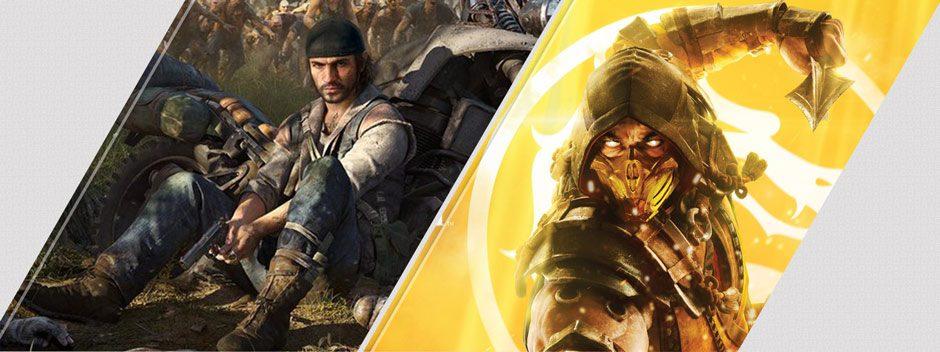 Novedades en PlayStation Store esta semana: Days Gone, Mortal Kombat 11, Jupiter & Mars y muchos más