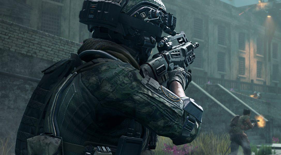 El nuevo mapa de Call of Duty: Black Ops 4 de la isla prisión de Alcatraz se lanza el 2 de abril