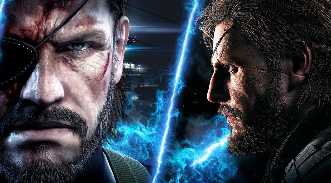 Metal Gear Solid V: The Phantom Pain encabeza la actualización de abril de PS Now