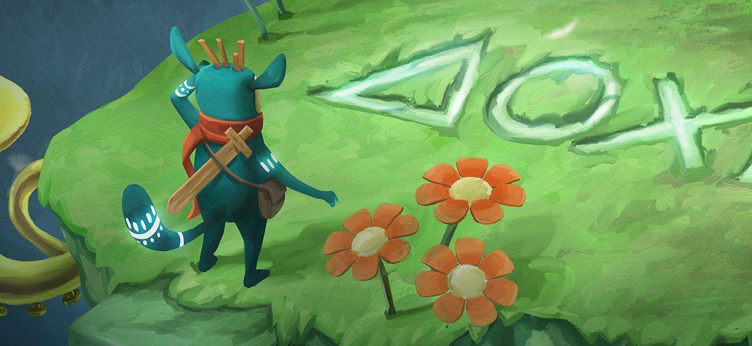 Explora tu subconsciente en Figment, la aventura surrealista para PS4, a la venta el 14 de mayo