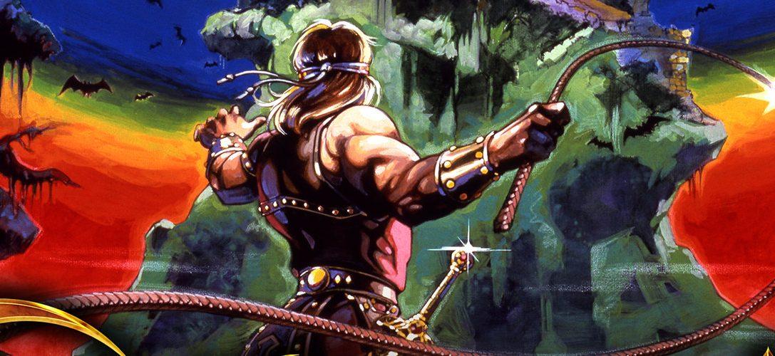 La lista completa de los juegos de la Castlevania Anniversary Collection llega a PS4 el 16 de mayo