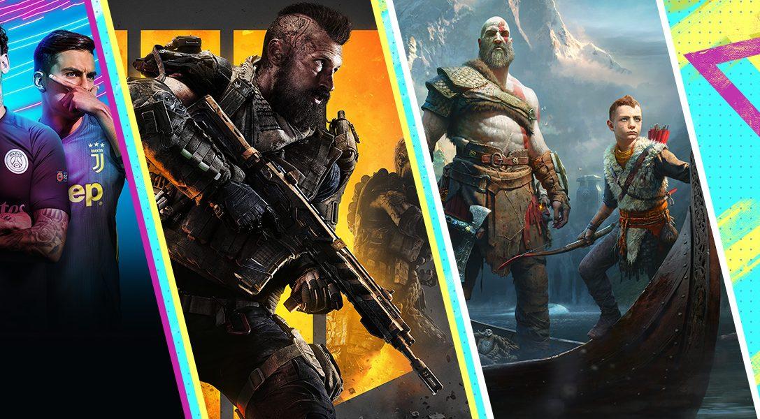 Nuevos juegos se unen a las Rebajas de Primavera en PS Store