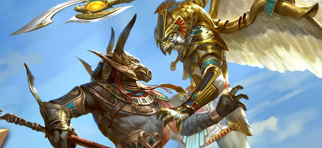 Revelación exclusiva: Smite presenta dos dioses nuevos