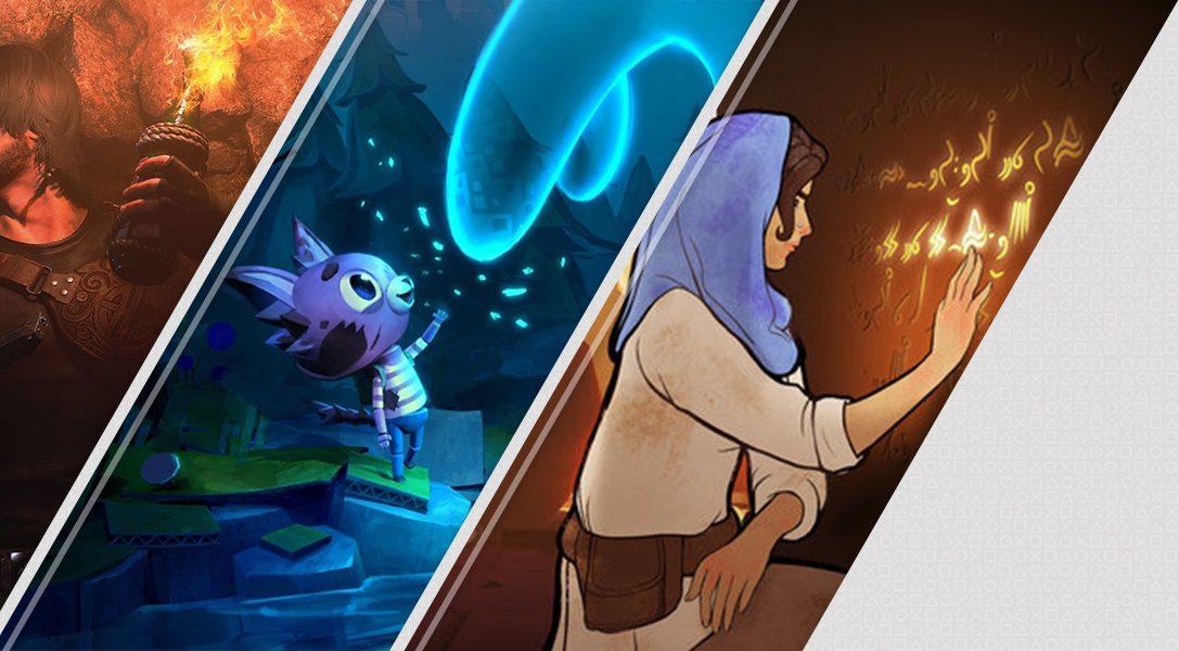 Las novedades de PS Store: Dreams Creator Early Access, Legacy: The Jade Cipher, Ghost Giant y más
