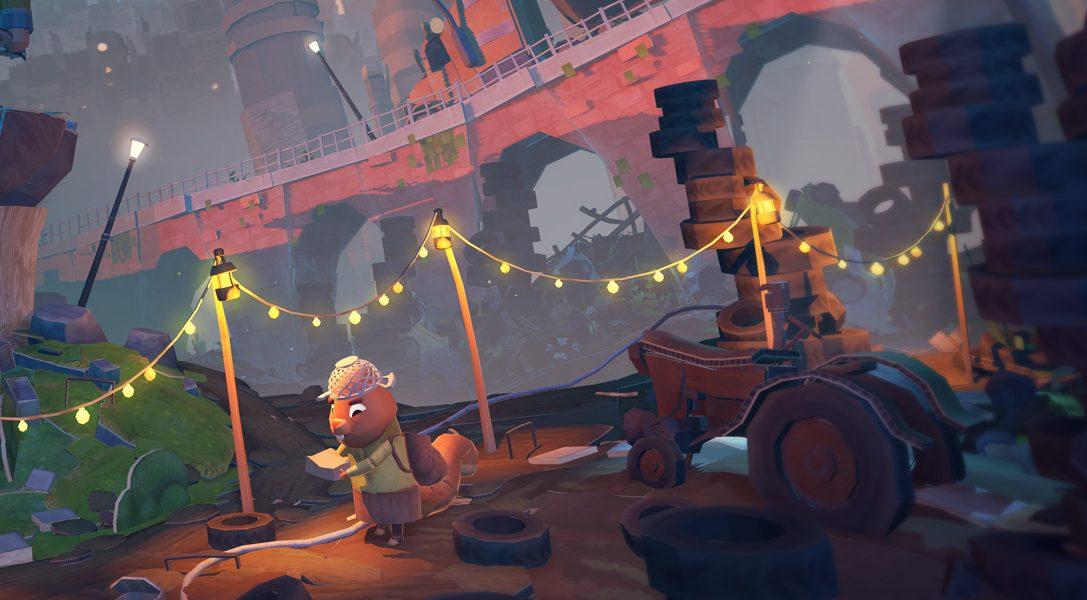 La emotiva y artesanal aventura de Ghost Giant llega mañana a PS VR