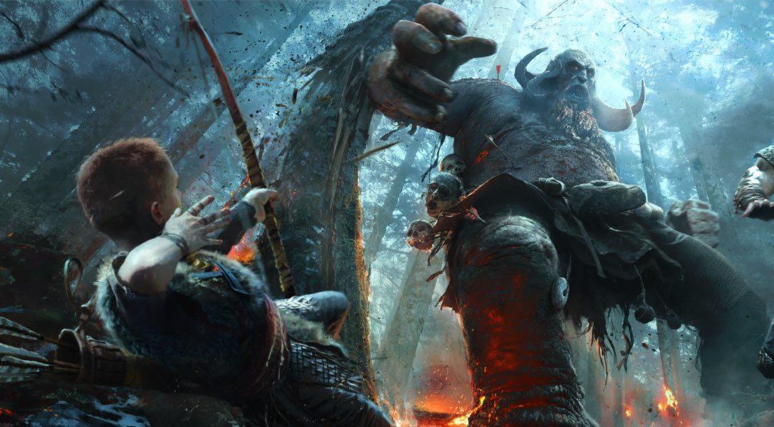 God of War cumple un año y lo celebra la próxima semana