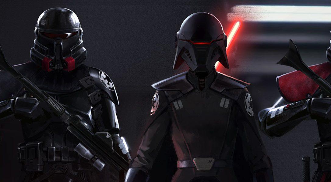 Un primer vistazo a Star Wars Jedi: Fallen Order | El 15 de noviembre en PS4