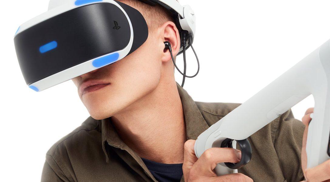 20 juegos de PS VR que son incluso mejor con PS VR Aim controller