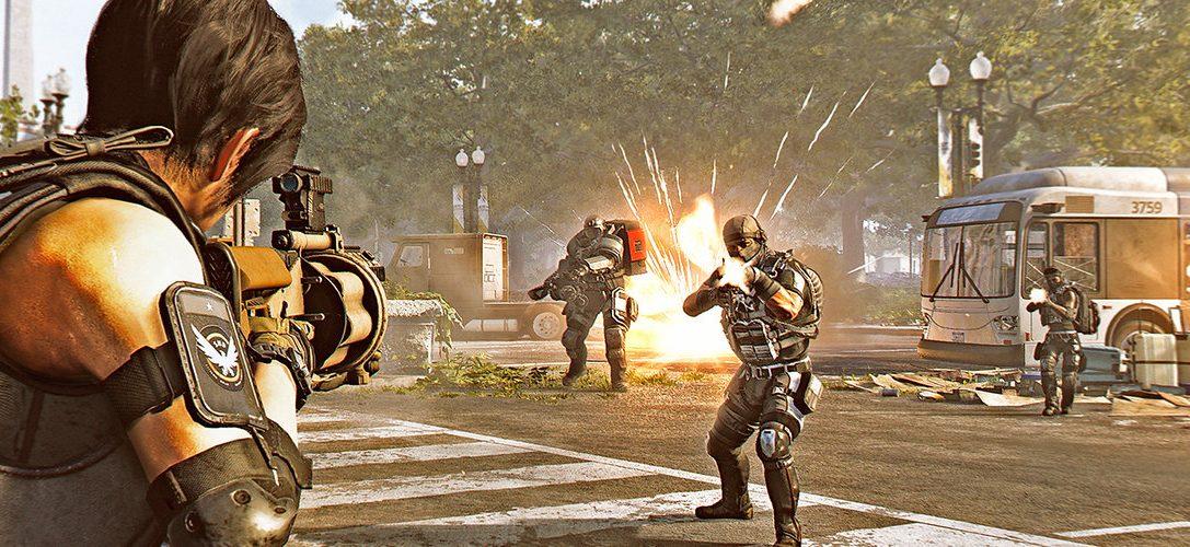 The Division 2, Sekiro y Devil May Cry 5 entran con fuerza en la lista de ventas de marzo de PlayStation Store