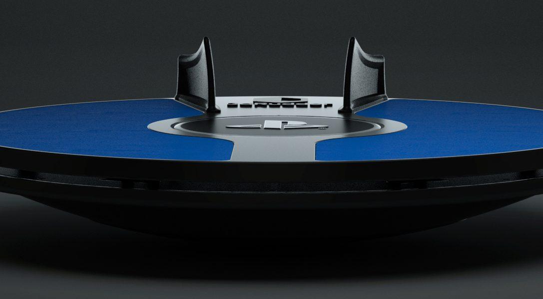 Presentamos el mando de movimiento 3dRudder para PlayStation VR, que saldrá a la venta este verano