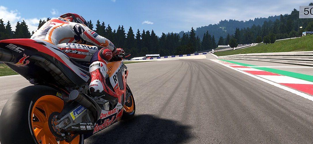 Conoce a A.N.N.A de MotoGP 19: un rival de inteligencia artificial  que competirá contra ti en el juego de PS4