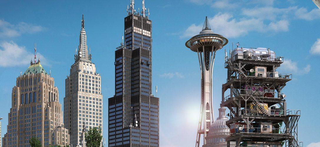 Construye ciudades por toda la galaxia con el juego de estrategia y simulación Constructor Plus, que sale para PS4 esta semana