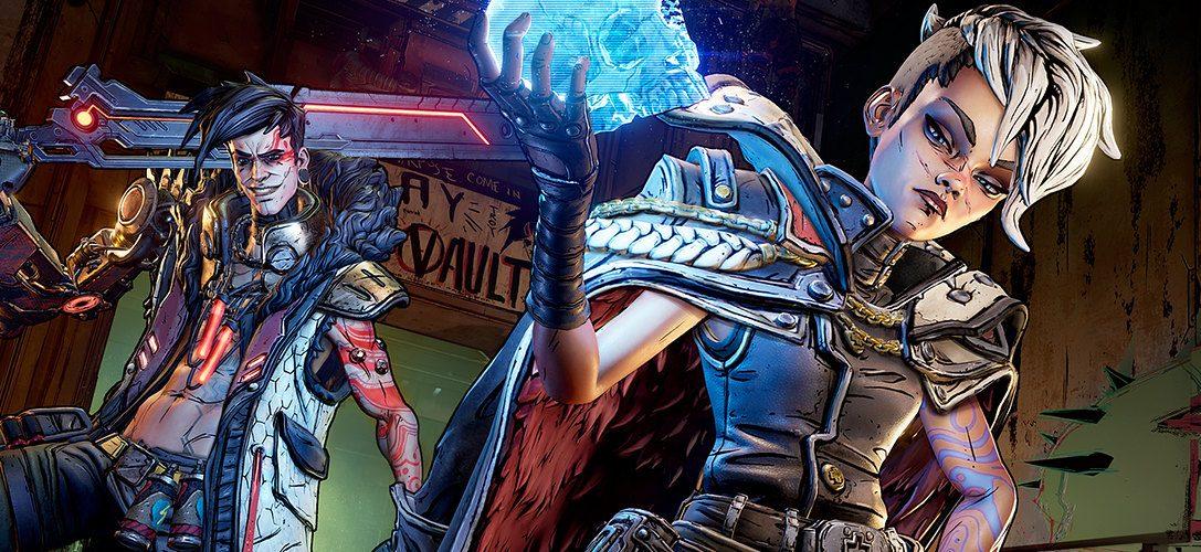 Borderlands 3 llega a PlayStation 4 el 13 de septiembre, échale un ojo al nuevo gameplay.