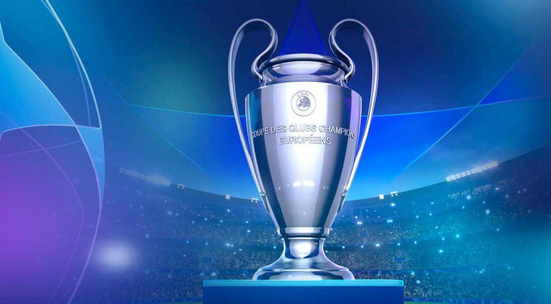 Hazte una foto con la Copa de la UEFA Champions League
