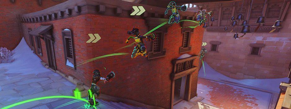 Construye tus propios modos de juego en Overwatch con la nueva función Taller que llega mañana a PS4