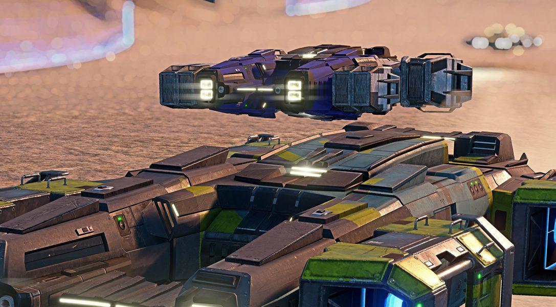 GRIP: Combat Racing añade hélices antigravedad en su última actualización gratuit