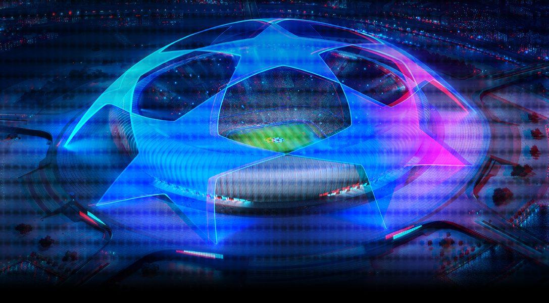 Anunciamos la Final de la UEFA Champions League PlayStation F.C.