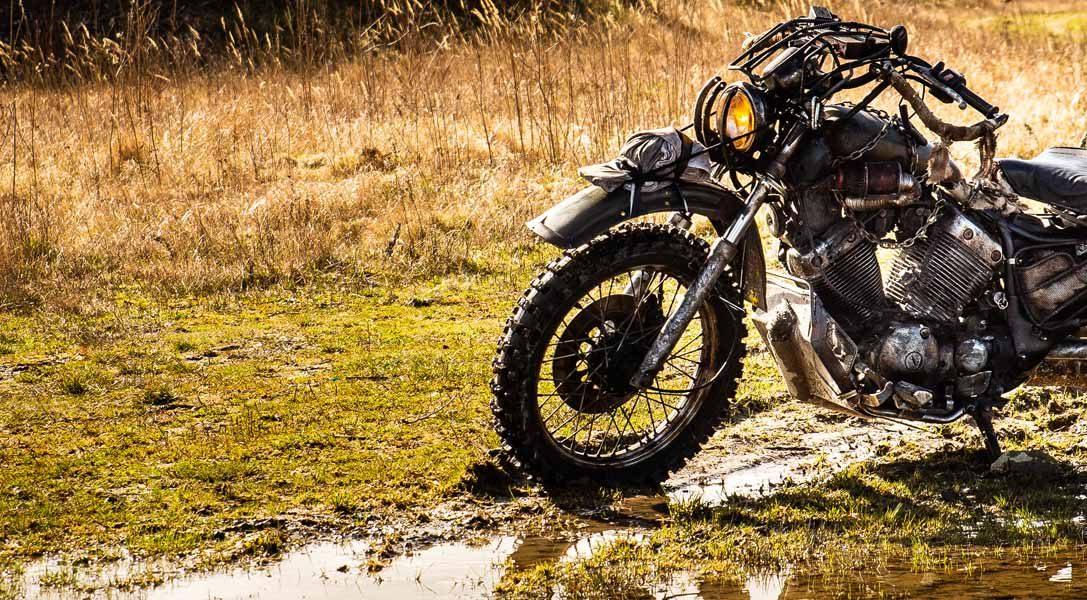 Observa cómo un grupo de fanáticos del motor recrean la moto de Days Gone