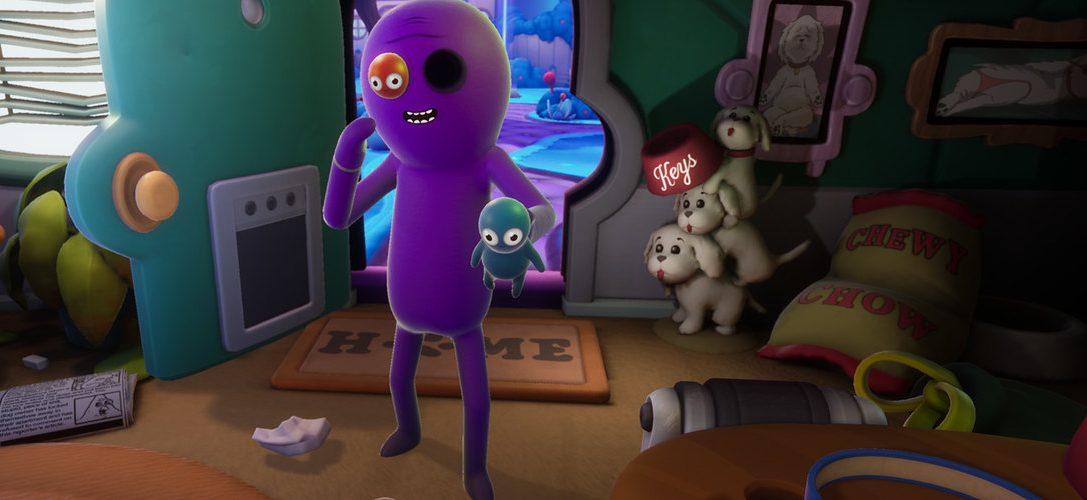 La comedia de plataformas para PS VR, Trover Saves the Universe, tendrá un DLC después de su lanzamiento