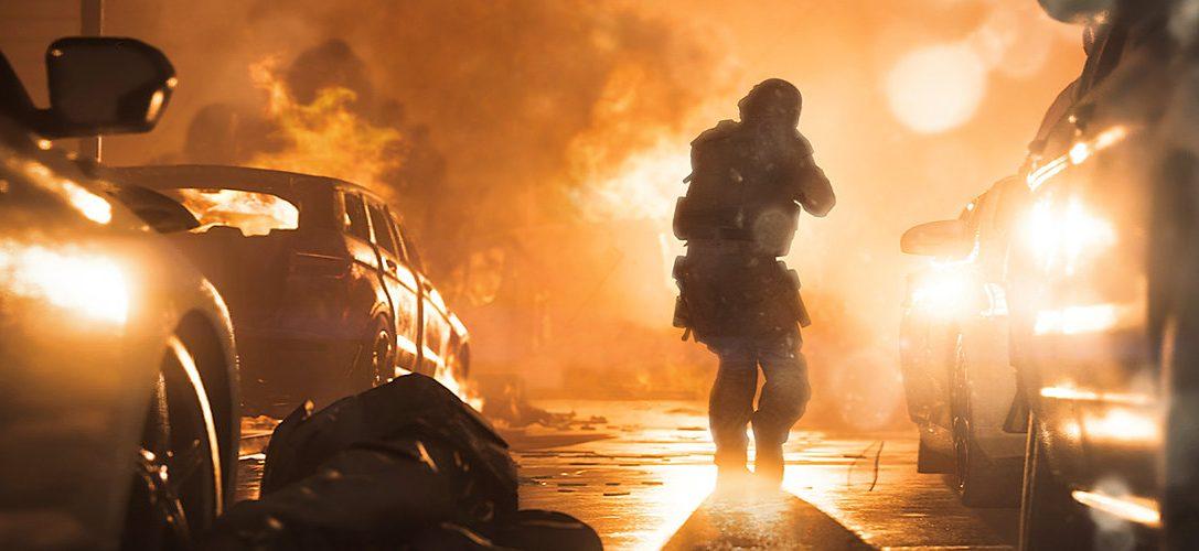 El nuevo Call of Duty: Modern Warfare llega el 25 de octubre a PS4   Echa un vistazo al tráiler